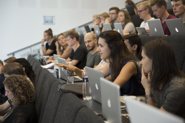 Studerende ved ITU